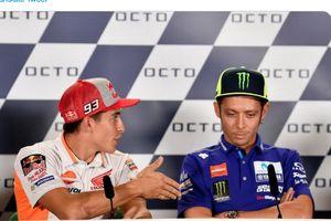 'Marc Marquez dan Valentino Rossi Sudah Hilang Keyakinan di MotoGP'
