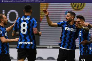 Inter Cetak 3 Gol Pertama Sejak Jadi Juara, Sampdoria Menyerah di Babak Pertama