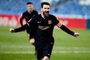 Lionel Messi Resmi Dipasarkan oleh Barcelona