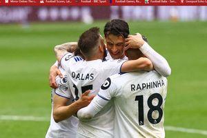 Hasil Liga Inggris - Leeds Beri Kekalahan Liga Pertama Bagi Ryan Mason