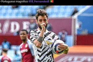 Cuma Modal Lari Cepat, Bruno Fernandes Klaim Bisa Raih Ballon d'Or