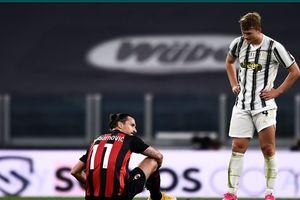 Cedera Lutut, Zlatan Ibrahimovic Absen Bela AC Milan di Dua Laga