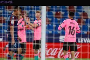 Hasil dan Klasemen Liga Spanyol - Gagal Menang Lagi, Waktunya Barcelona Ucapkan Bye-bye Gelar Juara?