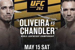 Hasil UFC 262 - Semua Beri Jalan! Inilah Pewaris Khabib sebagai Raja UFC