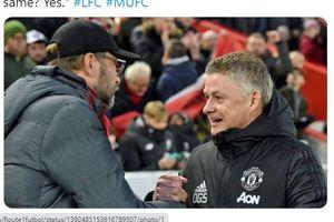 Susunan Pemain Manchester United vs Liverpool - Kesempatan Tim Tamu Tembus Empat Besar