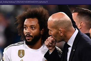 Coret Marcelo dari Skuad, Zidane Bantah Perselisihan dengan Sang Bek Jadi Penyebabnya