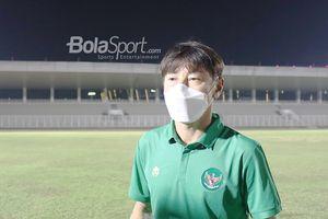 Pemain Timnas Indonesia dan Korea Selatan Satu Level, Tetapi...