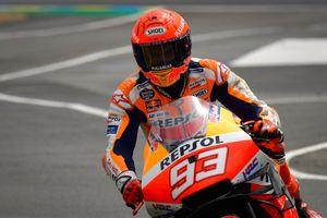 MotoGP Prancis 2021 - Marc Marquez Bisa Rusak Pesta Yamaha vs Ducati