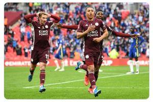 Pahlawan Kemenangan Leicester Ungkap Bisikan yang Buat Chelsea Malu
