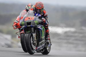 Update Klasemen MotoGP 2021 - Selamatkan Muka Yamaha, Fabio Quartararo Dikepung Ducati