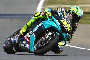 Sesali MotoGP Prancis 2021, Valentino Rossi Bangkit di 'Final Liga Champions'