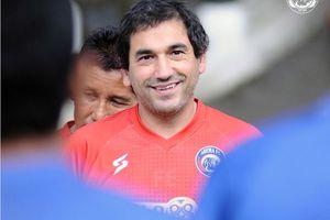 Eduardo Almeida Pamit, Latihan Arema FC Dipimpin oleh Kuncoro