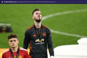 Manchester United Menyesal Ikat David de Gea dengan Kontrak Bergaji Tinggi