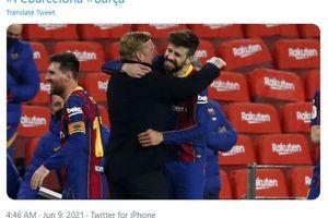 Barcelona Makin Krisis, Gerard Pique : Saya Tidak Main untuk Jadi yang Kedua!