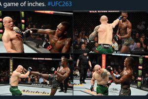Hasil Lengkap UFC 263 - Ditengah Laga-laga Membosankan, Ada Rekor KO 7 Detik