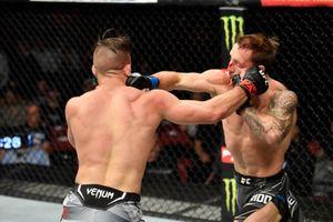 Kalah dalam Duel Terbaik di UFC 263, Pecundang Islam Makhachev Bilang Begini