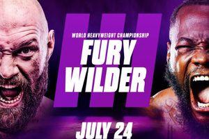 Jelang Duel Trilogi, Tyson Fury Berharap Bisa Menang KO Lebih Cepat
