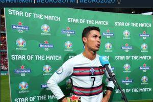 Man of The Match EURO 2020 - Cristiano Ronaldo Diselamatkan Rafael Silva, Si Pengubah Nasib Portugal