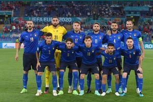 Babak 16 Besar EURO 2020 - Italia vs Austria, Gli Azzurri Belum Raih Apa-apa