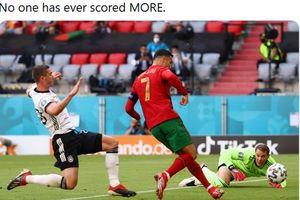 EURO 2020 - Ronaldo Ukir Rekor Lagi Tapi Kalah, Pelatih Portugal Sarankan Tak Apa-apa Menangis