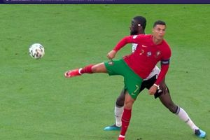 Tipu Antonio Ruediger Pakai Trik, Cristiano Ronaldo Malah Dicap Bodoh