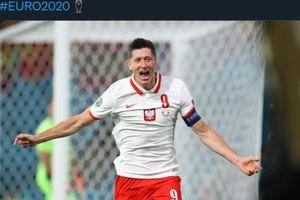 Man of The Match EURO 2020 - Robert Lewandowski, Melebihi Benzema dan Kane dengan Tim Lebih Buruk