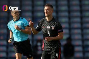 Daftar Top Scorer EURO 2020 - Sterling dan Perisic Nambah 1, Ronaldo Bisa di Puncak Sendirian Malam Ini