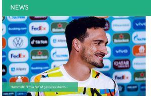 Berita EURO 2020 - Mats Hummels: Jerman Belum 100 Persen Aman