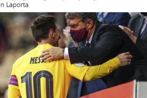 Lionel Messi Dipaksa Pergi Barcelona, Diminta Gabung Besiktas