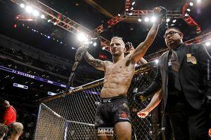 UFC Vegas 32 - Resmi Comeback, TJ Dillashaw Ingin Rebut Takhta Raja Palsu