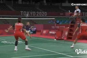 Olimpiade Tokyo 2020 - Ditumbangkan Greysia/Apriyani, Ganda Putri Malaysia Minta Maaf dan Merasa Tertekan
