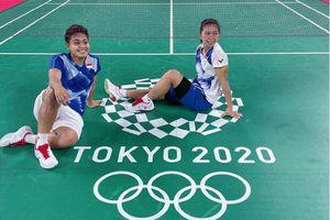 Olimpiade Tokyo 2020 - Greysia/Apriyani Bikin Wakil Malaysia Sengsara Hingga Demam Panggung