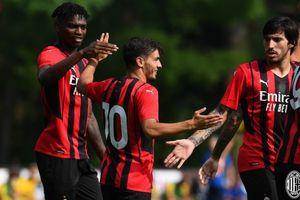 Hasil Pramusim AC Milan - Magis Pemilik Nomor 10 Baru, Rossoneri Kembali Pesta Gol