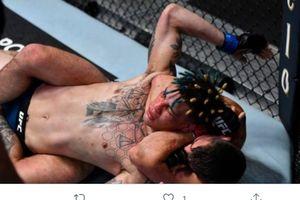Hasil UFC Vegas 32 - Cekik Korban Ke-6, Master Rear-Naked Choke Beraksi