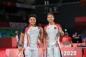 Olimpiade Tokyo 2020 – Sukses Juarai Grup A, Begini Strategi Greysia/Apriyani Sambut Babak Perempat Final