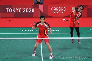 Olimpiade Tokyo 2020 - Ahsan/Hendra Tak Ingin Jemawa soal Medali