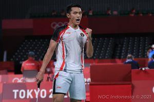 Olimpiade Tokyo 2020 - Jojo Sempurnakan Rekor Indonesia, Sayang Praveen/Melati Gugur Duluan
