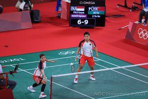 Olimpiade Tokyo 2020 - Semesta Mendukung Greysia/Apriyani Pijak Babak Final
