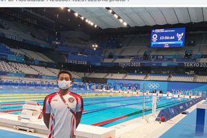 Hasil Olimpiade Tokyo - Fadlan Prawira Gagal Tembus 8 Besar meski Finis Ketiga