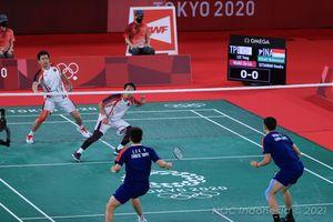Olimpiade Tokyo 2020 -  Ahsan/Hendra Fokus Rebut Medali Perunggu Usai Kalah dari Wakil Taiwan