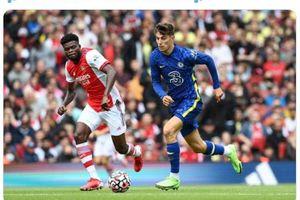 Hasil Pramusim Arsenal Vs Chelsea - German Connection Bantu The Blues Menang, Ben White Debut