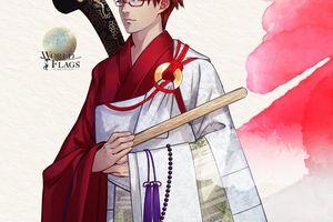 Keren! Maharudika, Ikon Samurai Indonesia di Olimpiade Tokyo 2020!