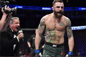 UFC 265 - Kontra Jagoan Paling Gawat, Michael Chiesa Malah Klaim Dampak Positif