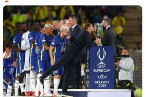 Menang Super Telak, Chelsea Era Thomas Tuchel Catatkan Torehan Super di Liga Inggris