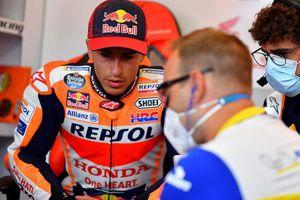 Meski Belum Optimal, Marc Marquez Beri Komitmen Tinggi Bagi Honda