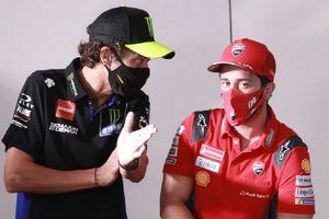 MotoGP San Marino 2021 – Satu Mimpi Sebelum Pensiun Terwujud, Valentino Rossi Makin Penasaran Duet bareng Andrea Dovizioso