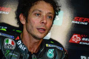Pindah Haluan Jadi Pebalap Penguji, Valentino Rossi Berikan Jawabannya