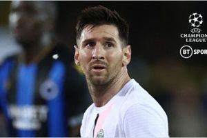 Lionel Messi Paling Buruk di Laga Club Brugge Vs PSG dalam Hal Ini