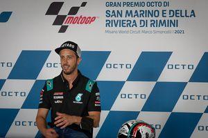 MotoGP San Marino 2021 - Dovizioso: Motor Yamaha Rasanya Aneh!