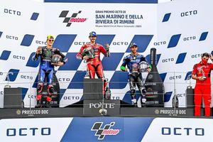 3 Fakta MotoGP San Marino 2021 - Debut Dovizioso hingga Bagnaia Samai Pencapaian Pewaris Stoner